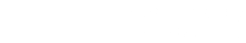 Shimodaira Lab